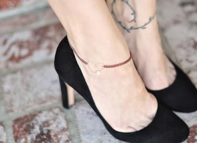 Làm lắc tay,lắc chân handmade đơn giản mà siêu đẹp