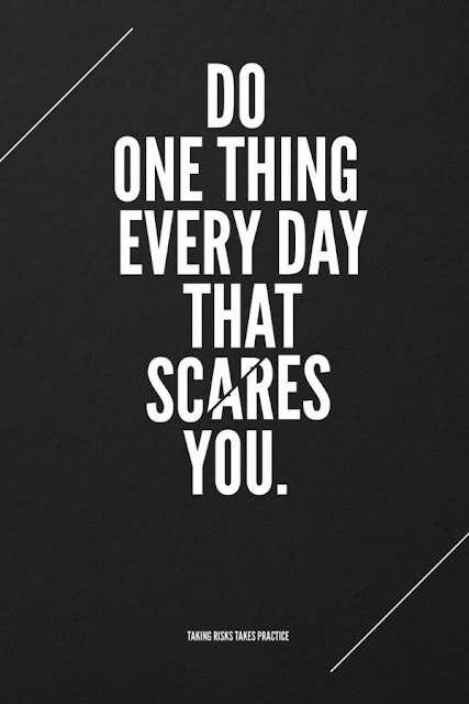 fear loose image quotation