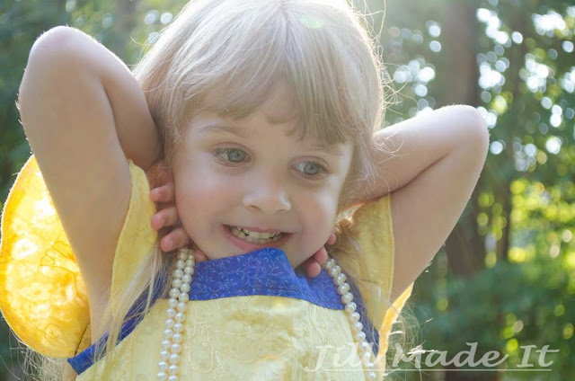 Jill Made It:  Sunshine and Ruffles