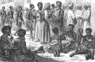 Saudagar Arab