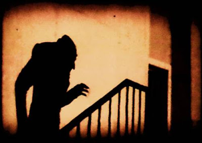 Nosferatu: Quite possibly one of the best-done and recognizable movie shots in all of Horror movie history!