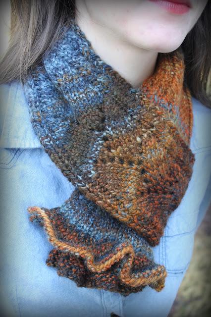 lyme regis scarf