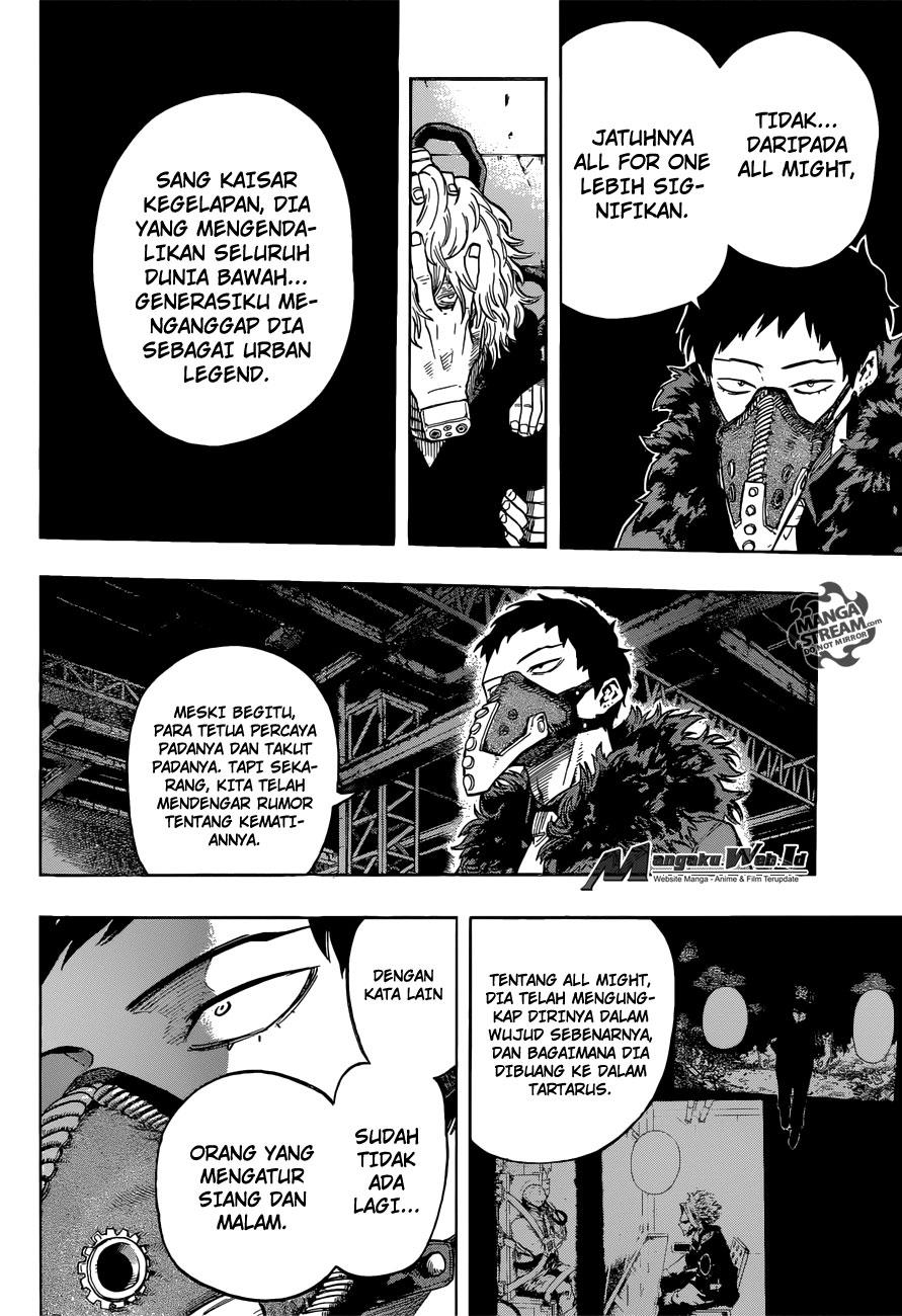 Boku no Hero Academia Chapter 125-5