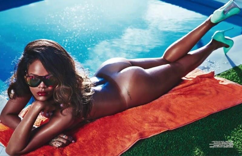 Rihanna naked camera sex archive