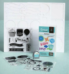 Exclusive CTMH Cricut Cartridge