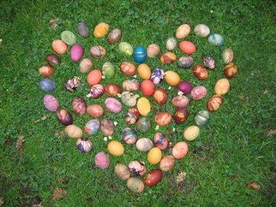 Uskrs slike čestitke jaja ljubav