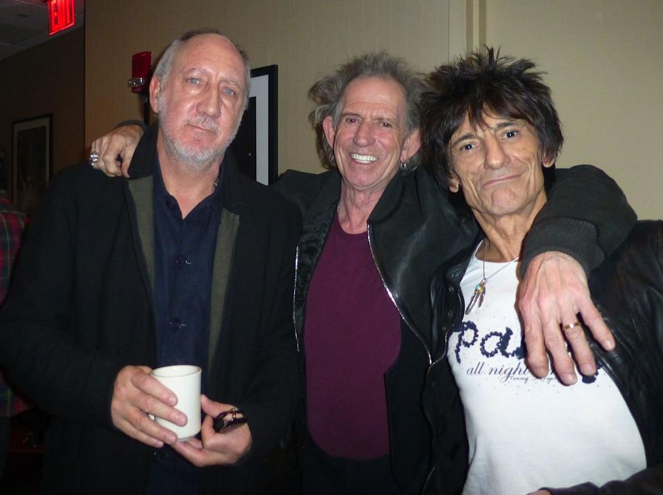 west townshend guys Mark blake was kind enough to let us post an extended interview with pete townshend from  there were also a couple of guys on  but it was like the wild west.