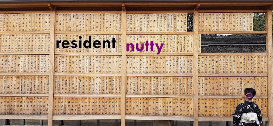 Resident Nutty