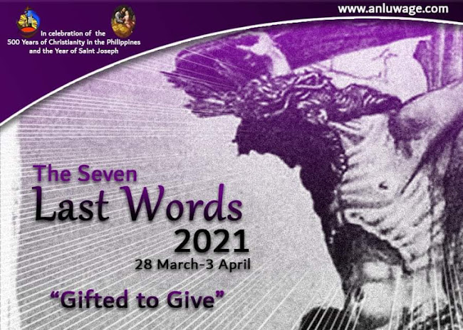 The Seven Last Words 2021