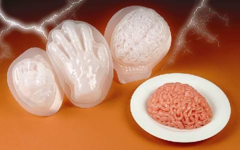 Brain Gelatin Mold2