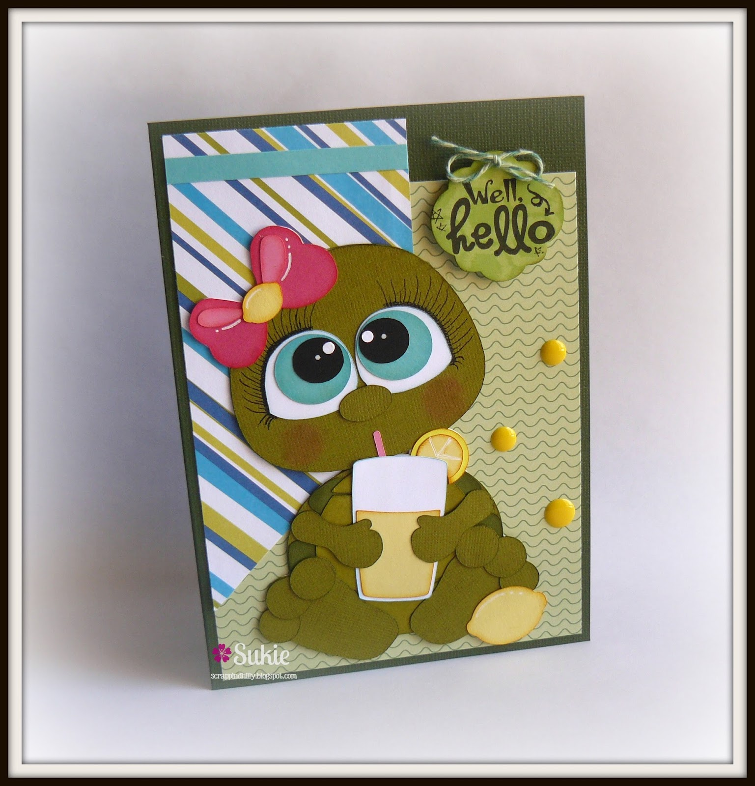 Scrappin\' Dhilly ~ Papercrafts by Sukie: June 2015