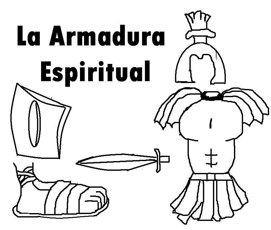Dibujos Para Colorear Sobre La Armadura De Dios picture gallery