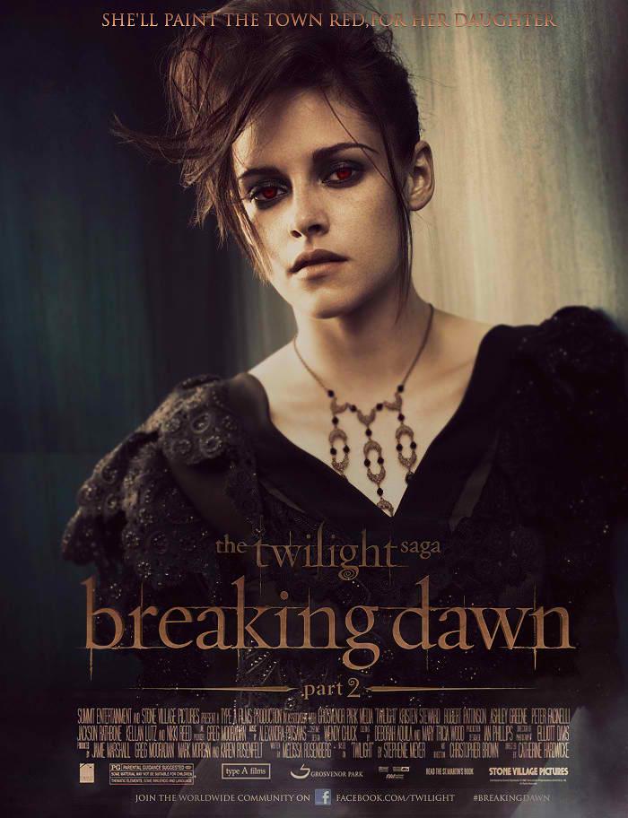 Twilight Breaking Dawn Part 2 Shine TV Spot