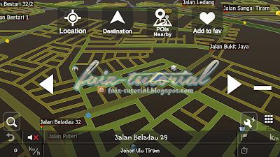 ] Tutorial Install Papago! M11 SGMY Pada Phone Android (Built-in GPS