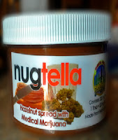 Nugtella: Marijuana e Nutella