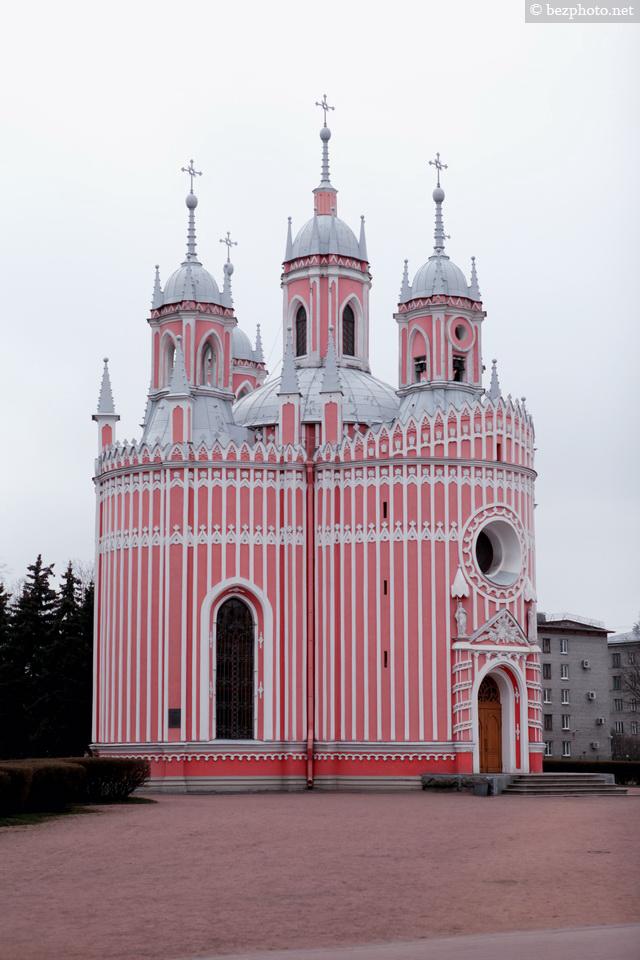 церковь иоанна предтечи чесменская