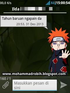 Download Mms.apk 32 Skin Anime Samsung Galaxy Y