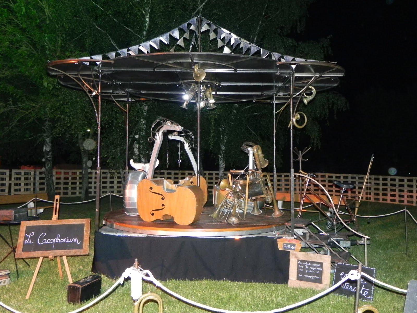 Cacophonium de nuit 2015