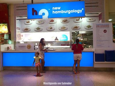 h3 new hamburgology: Fachada da loja do Shopping Iguatemi