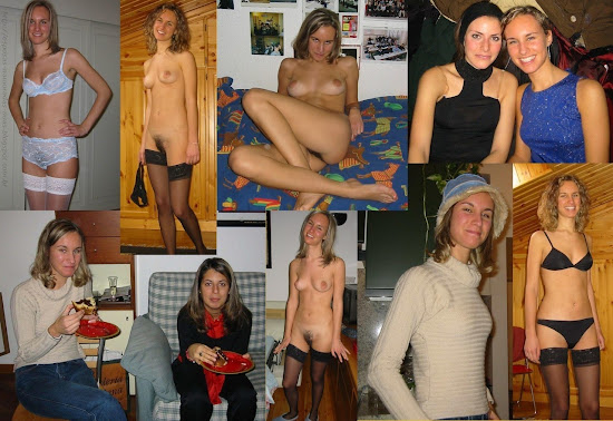 former girlfriend naked in various poses