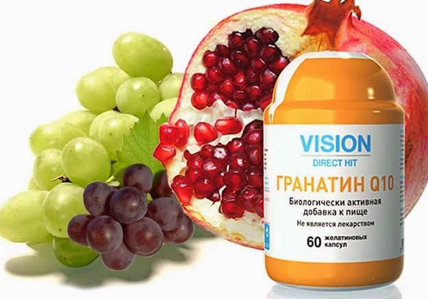 Thực phẩm chức năng Coenzyme Q10 Vision Tim mạch khỏe mạnh
