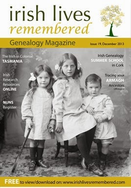 http://www.irishlivesremembered.ie/