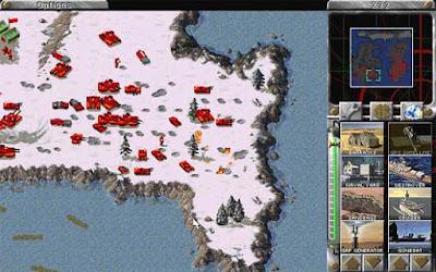 C&C Red Alert pc descargar gratis