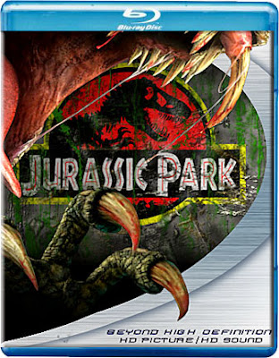 Jurassic Park 1993 BRRIp Dual Audio Hindi Dubbed 350MB 480p