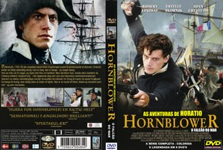 AS AVENTURAS DE HORATIO HORNBLOWER - O FALCÃO DO MAR - SÉRIE COMPLETA