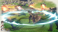 ps4 Valkyria: Azure Revolution gouache legion engine slash
