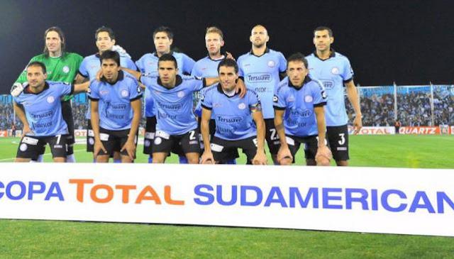 belgrano de cordoba en la copa sudamericana - noticias de belgrano de cordoba