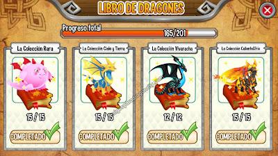 imagen del libro de dragones de dragon city ios