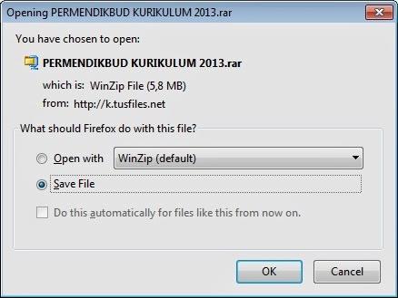 Cara mendownload file dari tusfile.net
