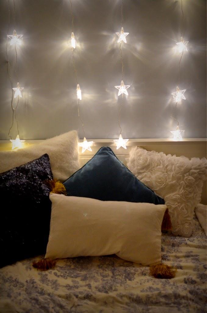 gwiazdki w pokoju dziecka