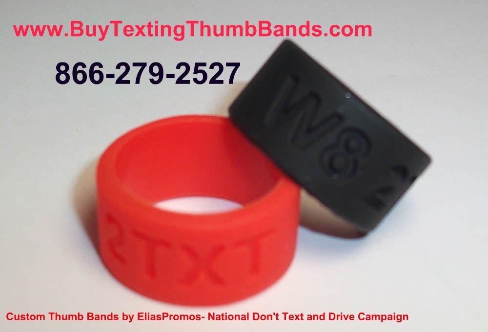 thumb bands texting No