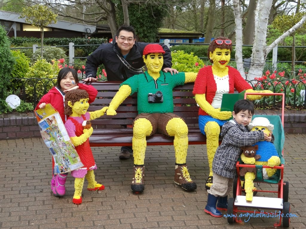 Legoland Windsor 2014, Legoland Windsor Easter, Lego
