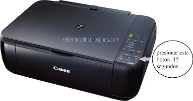 How To Reset Your Canon Pixma MP280 Printer