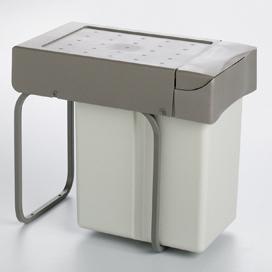 Cubo basura cocina extraible 32135051300
