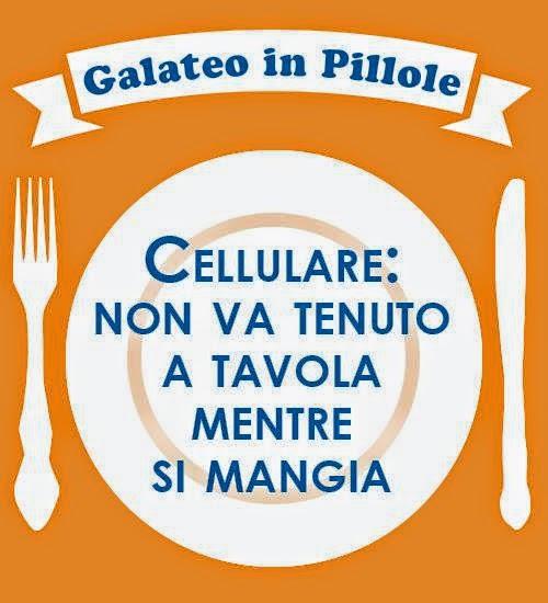 Galateo delle posate briciole di sapori - Galateo a tavola posate ...
