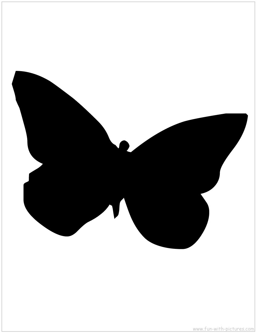Simz Corner: Butterfly artwork in picture frame - Tutorial