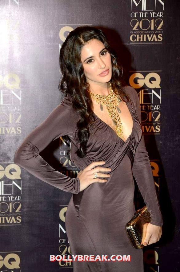 Nargis Fakhri GQ Men of The Year 2012 Awards %25284%2529 - Various Bollywood Celebs  @ GQ Men of The Year 2012