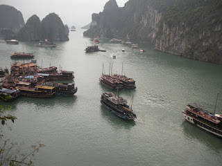 Halong Bay - Vietnam tourism Motive