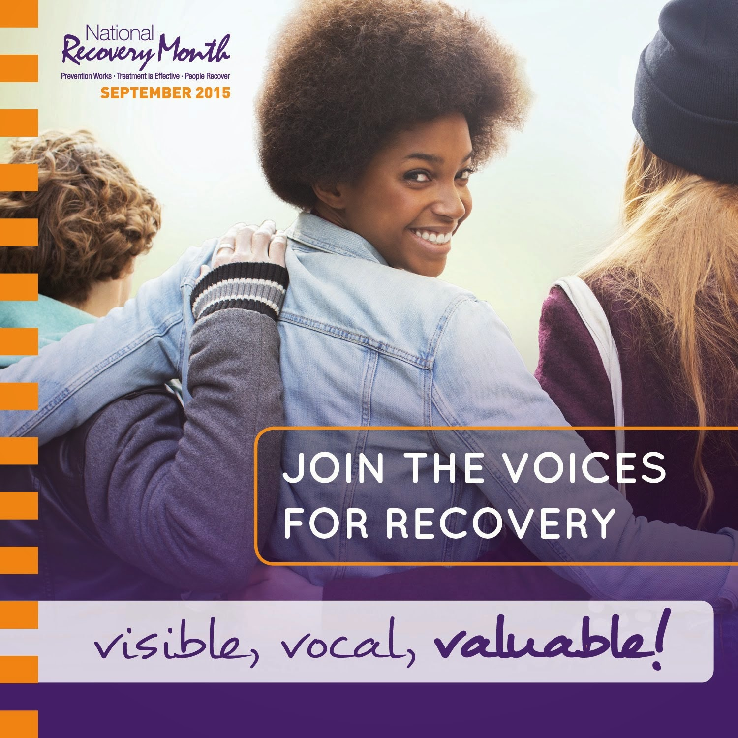 Recovery Month 2015!
