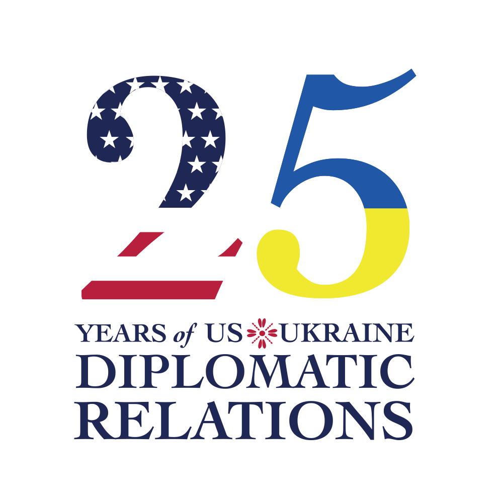 25th Anniversary of U.S.- Ukraine Diplomatic Relations