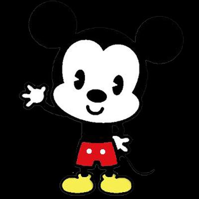 Aqui tem de Tudo: Mickey e Minnie PNG