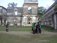 Kumpul Blogger di Benteng Pendhem Ngawi