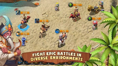 Trik Terbaik Bermain Game Kingdoms And Lords