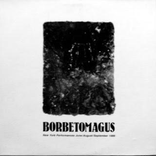 Borbetomagus, New York Performances