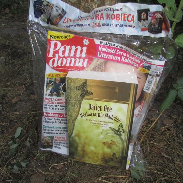 Gazetowe zdobycze książkowe ostatnich tygodni