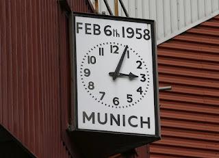 Munich Memorial Clock